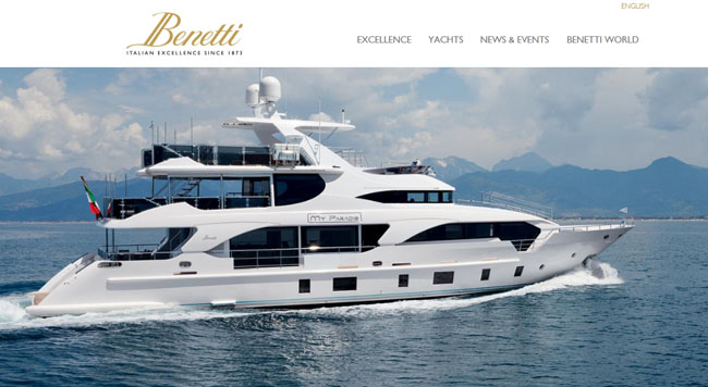 Top 10 Superyacht Builders Benetti