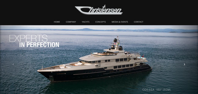 Top 10 Superyacht Builders Christensen