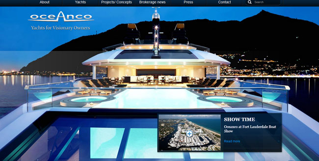 Top 10 Superyacht Builders Oceanco