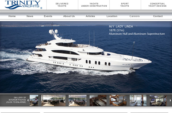 Top 10 Superyacht Builders Trinity Yachts