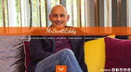 Scott Eddy Entrepreneur Public Speaker & Consultant Cover
