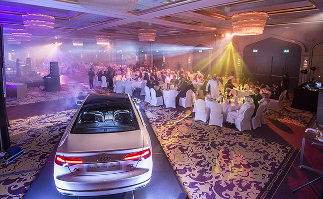 Luxury Lifestyle Awards 2015 Middle East Ceremony 2