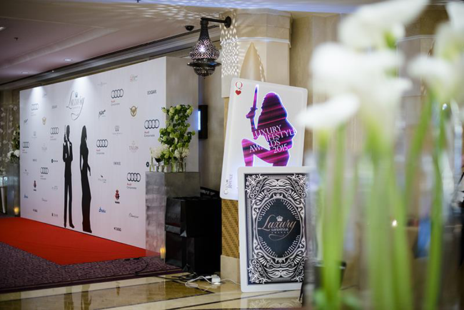 Luxury Lifestyle Awards 2015 Middle East Ceremony 6