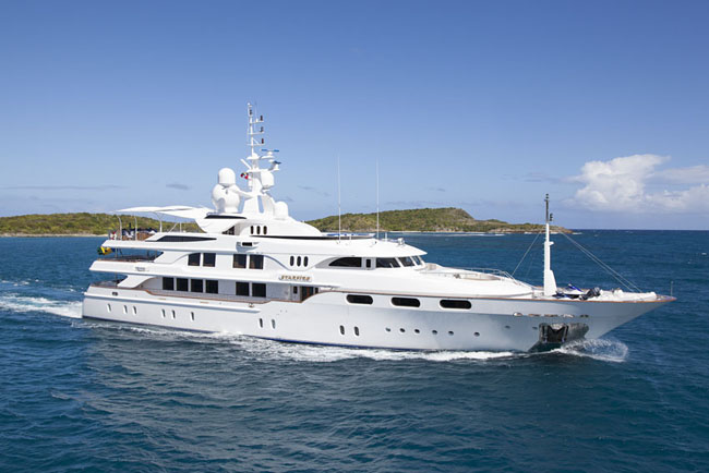Most Expensive Superyachts of the World MY Starfire